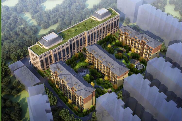 江西龙创房地产咨询有限责任公司 _香樟院项目