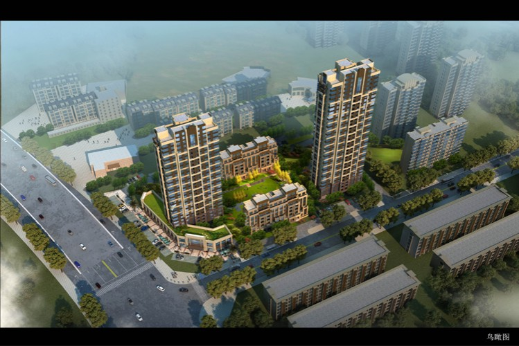 江西龙创房地产咨询有限责任公司 _君悦青山湖项目