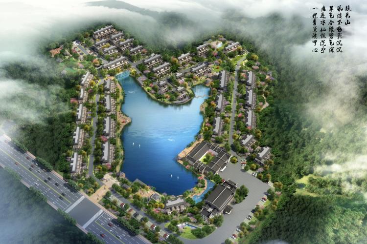 江西龙创房地产咨询有限责任公司 _东湖美墅项目