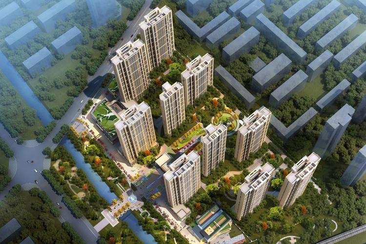 江西龙创房地产咨询有限责任公司 _幸福誉品项目