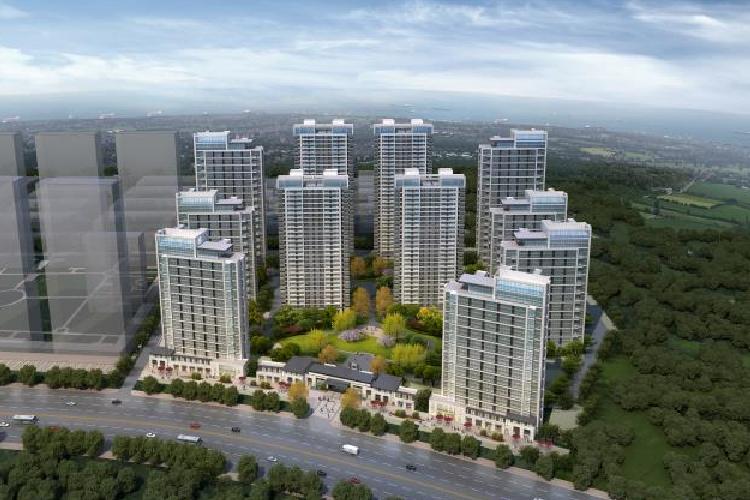 江西龙创房地产咨询有限责任公司 _九悦湾项目