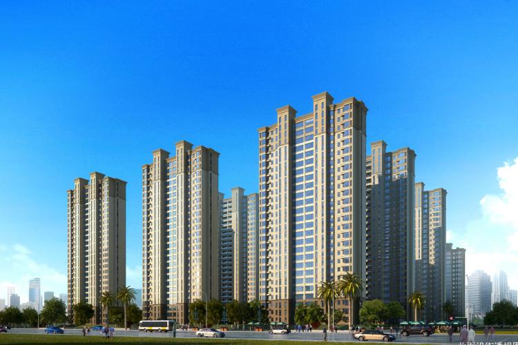江西龙创房地产咨询有限责任公司 _广隆未来城项目